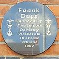 Duff birth plaque.jpg
