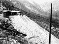 Dump site at Holden Mine, Railroad Creek Valley near Lake Chelan, August 1909 (LL 1280).jpg