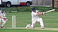Dunmow CC v Brockley CC at Great Dunmow, Essex, England 11.jpg