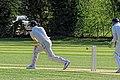 Dunmow CC v Felixstowe and Corinthians CC at Great Dunmow, Essex, England 019.jpg