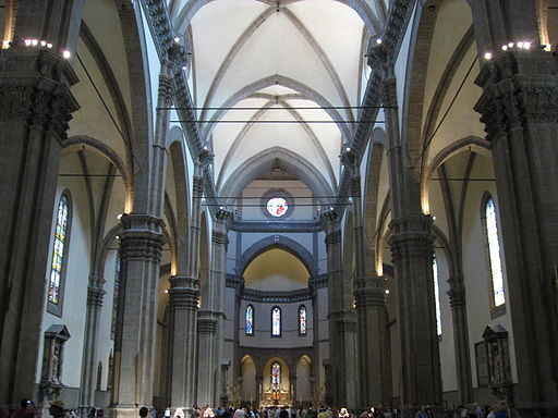 Cathedral of Santa Maria del Fiore in Florence