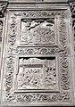 Duomo di genova, cappella di s. giovanni battista, prospetto esterno di domenico ed elia gagini, 03.JPG