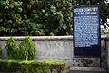 Dutch Cemetery, Chinsurah- ASI information boar inside the compound.jpg