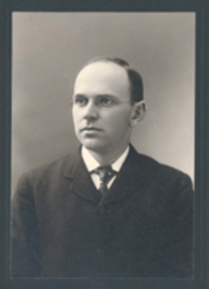 Elliott P. Joslin - Dr. Joslin in 1899