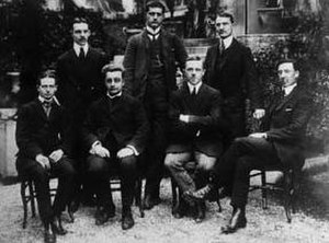 ESSEC Business School - First ESSEC Graduates, class of 1909.