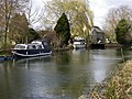 Earls Barton Mill and Houseboats - geograph.org.uk - 147068.jpg