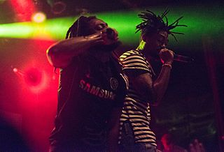 EarthGang American hip hop duo from Atlanta, Georgia