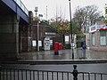 East Dulwich stn west entrance.JPG