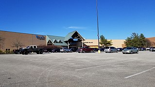 Knoxville Center Dead mall in Knoxville, Tennessee
