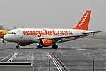 EasyJet, G-EZGJ, Airbus A319-111 (16410862549).jpg
