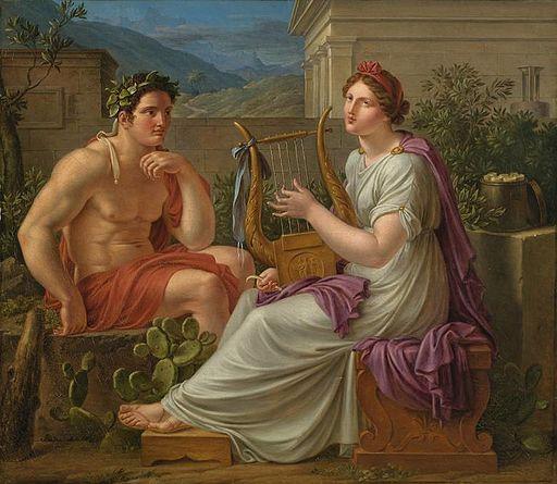 Eberhard Wächter Herkules und die Muse