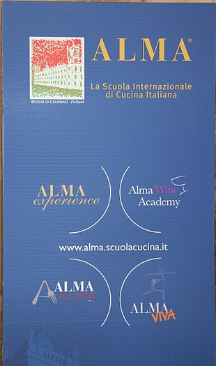 Colorno wikipedia - Alma scuola cucina ...