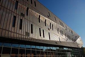Architecture-Studio - Arts High School in Clermont-Ferrand, 2006.