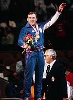 список олимпийских чемпионов по борьбе медицинский