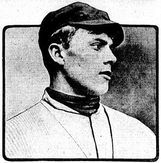 Eddie Ainsmith - Image: Eddie Ainsmith 1911