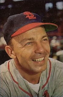Eddie Stanky Baseball player and coach
