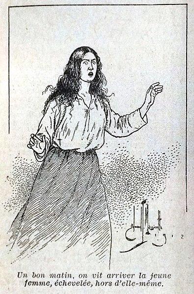 File:Edmond J Massicotte - Marie-Josephte Corriveau - Une relique by Louis Frechette.jpg