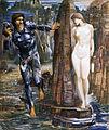 Edward Burne-Jones - The Rock of Doom, 1884-1885.jpg