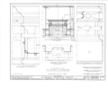 Edward Dexter House, 72 Waterman Street (moved from George Street), Providence, Providence County, RI HABS RI,4-PROV,23- (sheet 33 of 53).png