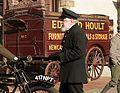 Edward Hoult furniture wagon No. 7, Town, Beamish Museum, 3 November 2006.jpg