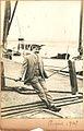 Edwardian man, possibly John Hook, August 1907 (6628677121).jpg
