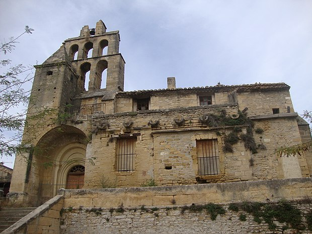 Monument historique à Remoulins