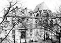 Eglise Saint-Leu-Saint-Gilles - Ensemble est, Presbytère et abside - Paris 01 - Médiathèque de l'architecture et du patrimoine - APMH00004558.jpg