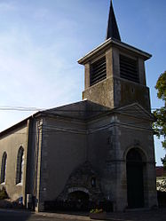 The church in Lucy