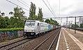 Eindhoven Beukenlaan RTB 186 421 met containers richting Kijfhoek (18608204768).jpg