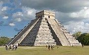Mexico Chichén-Itzá una de las nuevas siete maravillas del mundo