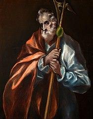 Apostle St Thaddeus (Jude)