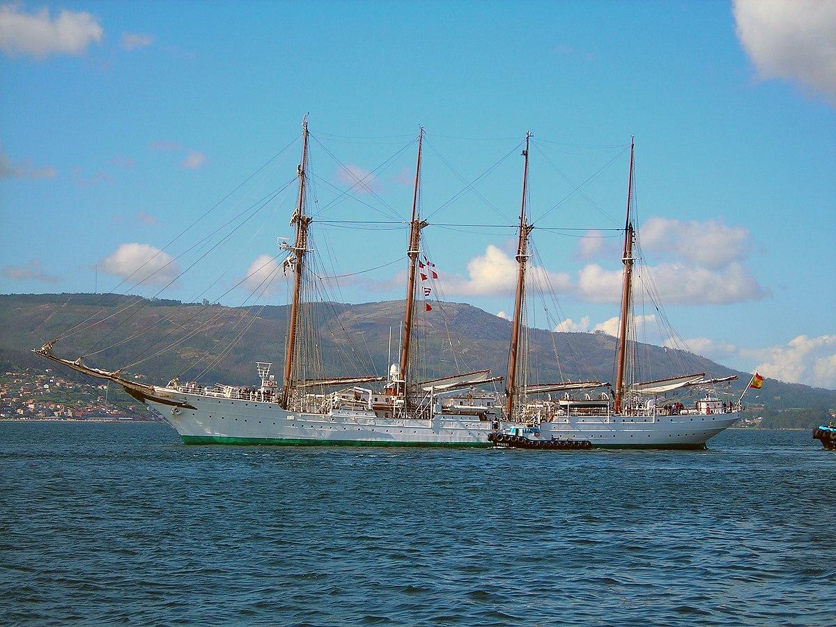 333d6c22a140 Juan Sebastián Elcano (A-71) - Wikipedia