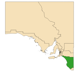 Electoral district of MacKillop state electoral district of South Australia