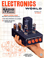 Do it yourself wikipedia electronics world 1959 home assembled amplifier solutioingenieria Gallery