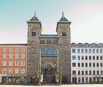 Elijah's Church - Image: Eliaskirken (Vesterbo)