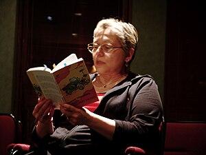 Élisabeth Vonarburg - Élisabeth Vonarburg in 2006