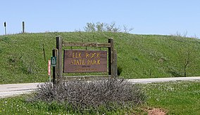 Elk Rock State Park south unit sign.jpg