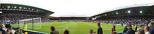 Culture of Leeds - Elland Road, the city's main football stadium