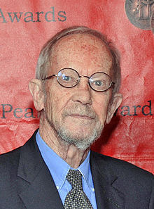 Leonard at the 70th Annual Peabody Awards Luncheon, 2011