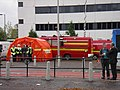 Emergency services at University of Southampton after Mountbatten building fire 2.jpg