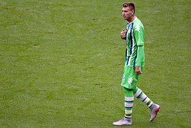 Image illustrative de l'article Nicklas Bendtner