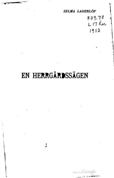 File:En herrgårdssägen.djvu