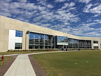Old Dominion University - Engineering Systems Building