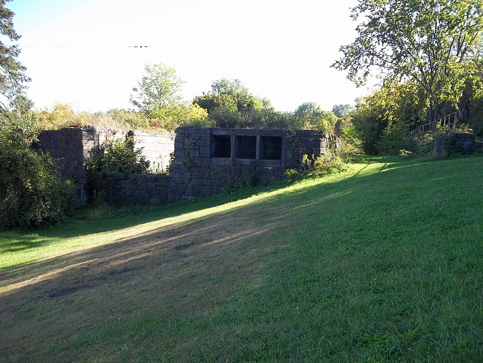 Enlarged Erie Canal Lock 18