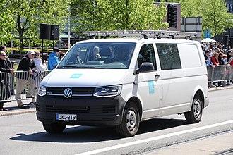 Yle - Yle's van