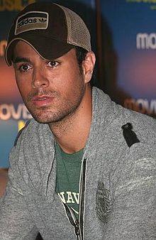 Enrique Iglesias nel 2008.