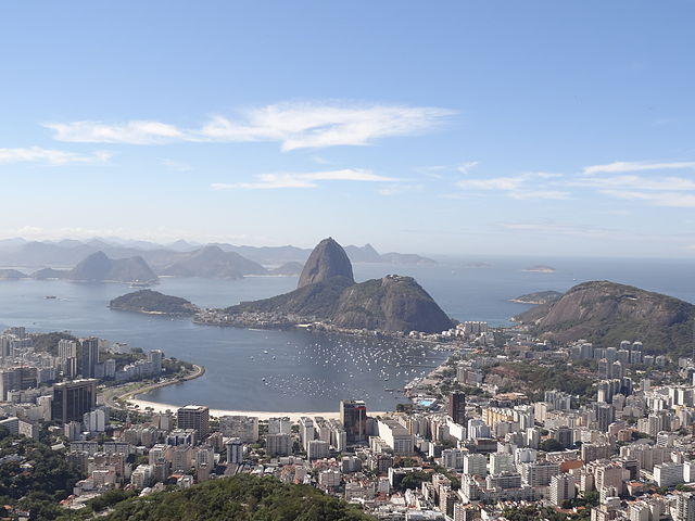 Botafogo quartiere