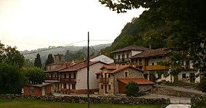 Luena, Cantabria - Entrambasmestas village, Luena.