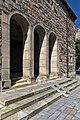 Entrance of st. Stanislaus Kostka church in Bochnia.jpg