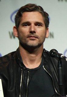 Eric Bana - the cool, fun, mysterious,  actor, writer,   with German, Croatian,  roots in 2019